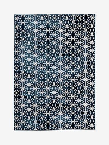 Texture Blå 133x195 cm