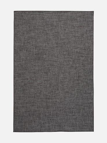 Oak Mörkgrå 128x190 cm