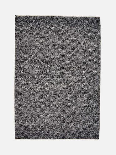 Peace Mörkgrå 160x230 cm