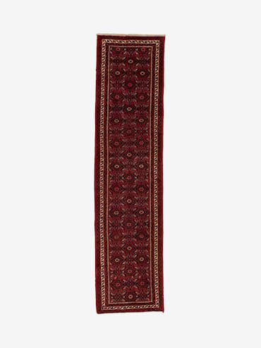 Hosseinabad Röd 72x295 cm