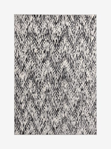 Fuzzy Grå 160x230 cm