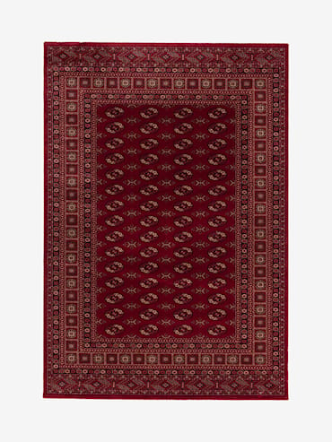 Classic Röd 160x230 cm