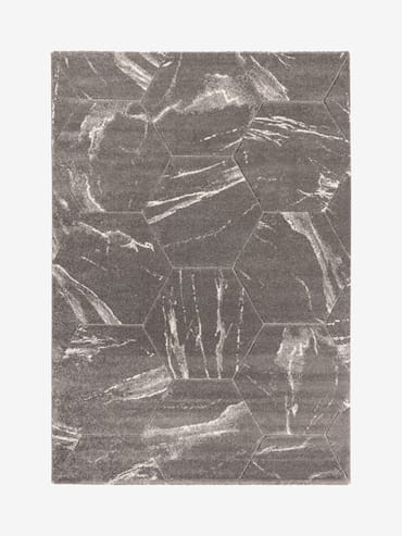 Birch Grå 160x230 cm