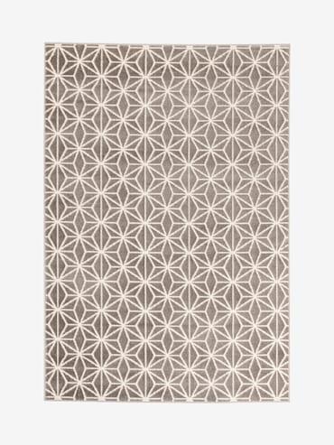 Texture Grå 200x290 cm