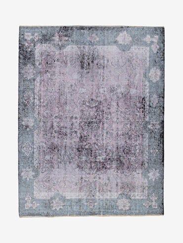 Decolorized Purple 199x258 cm