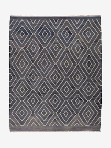 Kelim Blå 170x230 cm