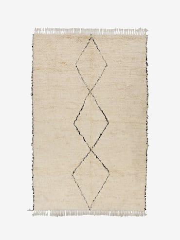 Berber Natur 195x299 cm