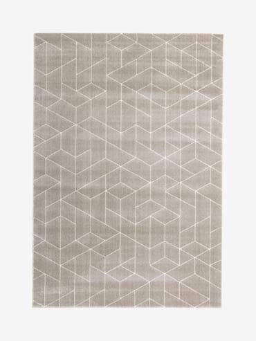 Vivid Grå 160x230 cm