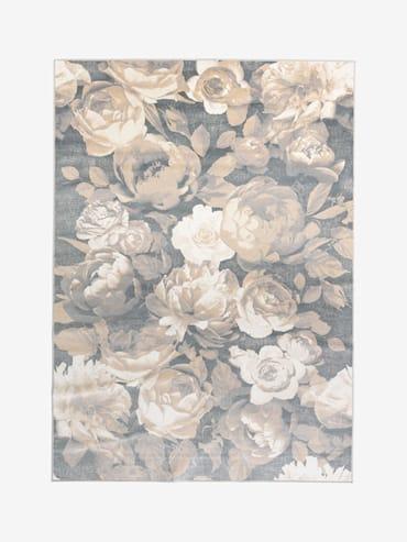 Bloom Grå 170x240 cm