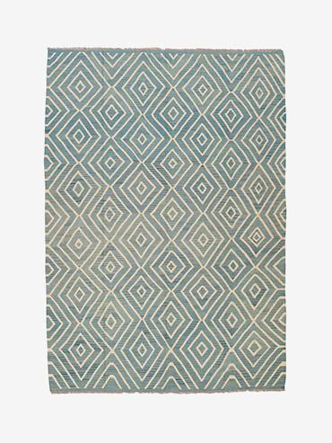 Kelim Blå 210x302 cm