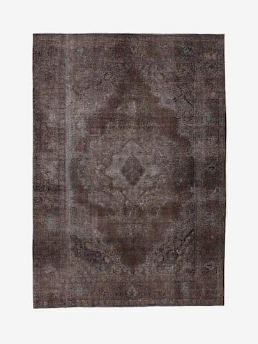 Decolorized Brown 206x290 cm