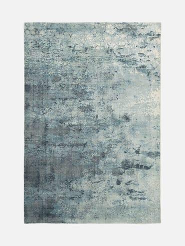 Glossy Blå 160x230 cm