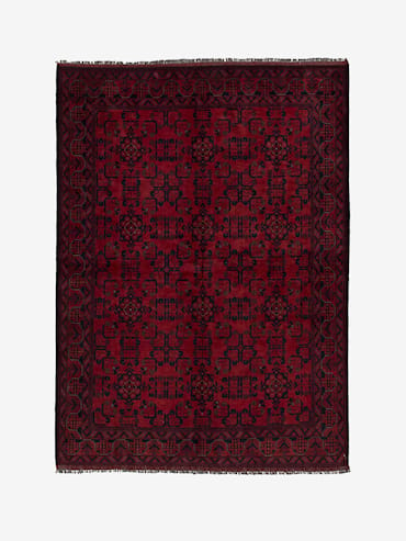 Khal Mohammadi Röd 167x231 cm