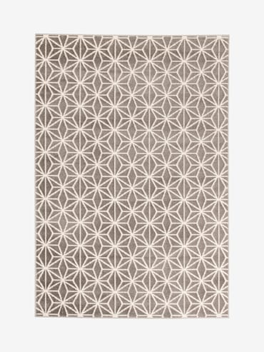 Texture Grå 160x230 cm