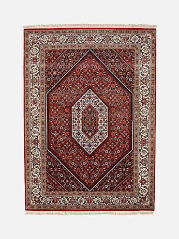 Super Bijar Röd 170x240 cm